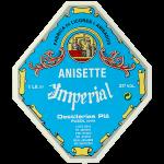 Etiqueta Anís Imperial