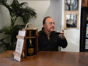 José Mateu Plà, representant de la tercera generació.
