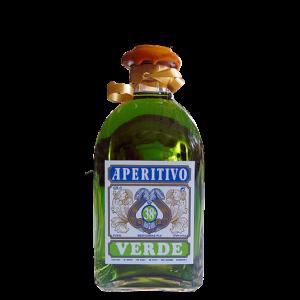 Botella de 250 cl de Absenta Verde