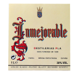 Inmejorable 30º Label