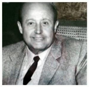 """Rafael Mateu """"Plà"""", representant de la segona generació."""