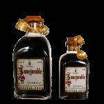 Botellitas de Brandy Inmejorable 2000 de 250 cl para regalar en cualquier tipo de evento.