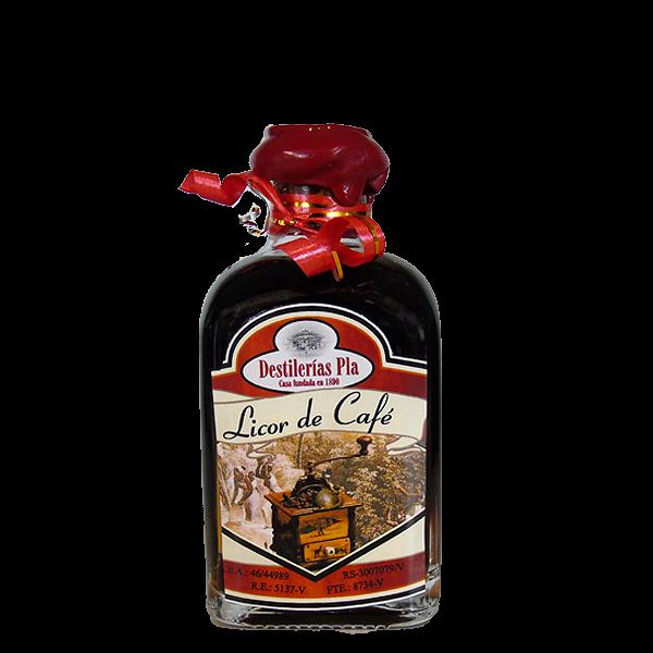 Botella Licor de Café 125 cl